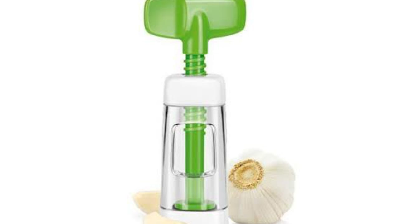 Garlic Pressure Kitchen Tools