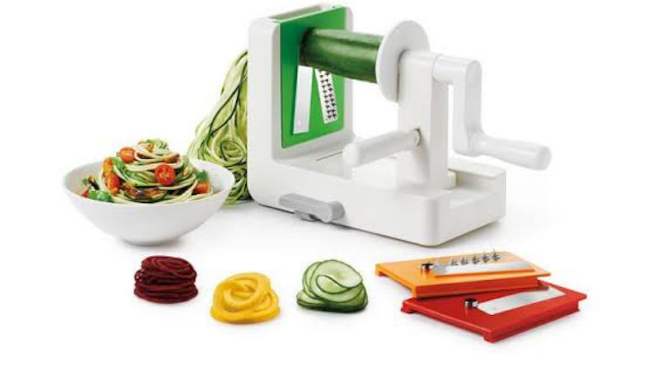 Tabletop Spiralizer Kitchen Item