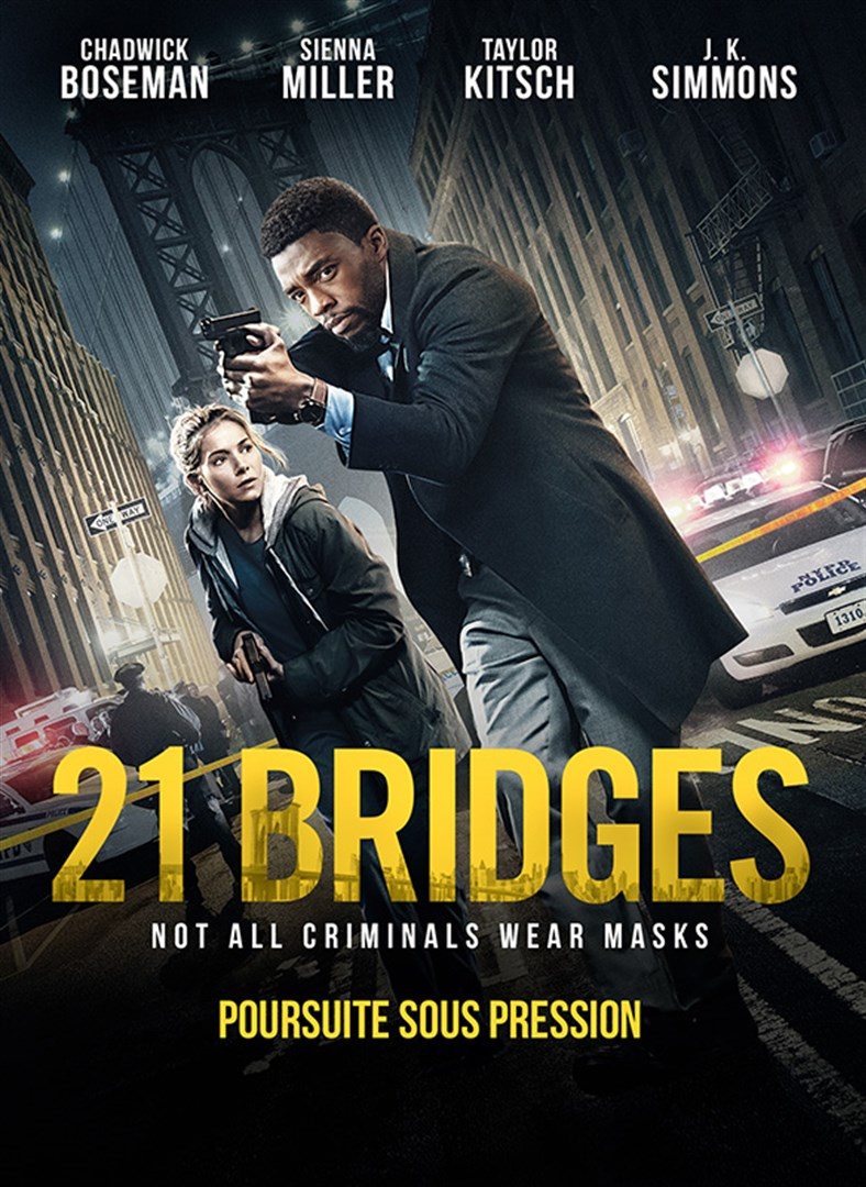 21 Bridges Full Movie Download 1 2gb Hindi 1080p Tamilrockers Yts