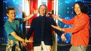 Bill and Ted Face the Music Full Movie Download 1080p TamilRockers YTS
