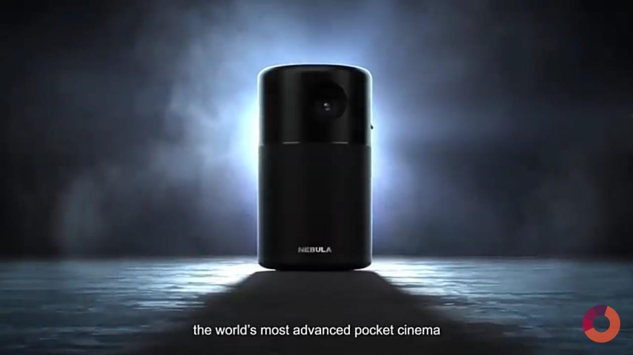 Capsule Nebulla Projector