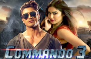 Commando 3 Full Movie Download 1080p BluRay 1.2GB TamilRockers