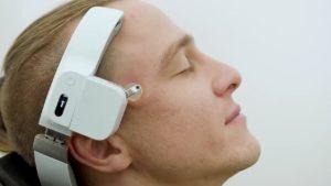 Finger Simulated Head Massage Robot
