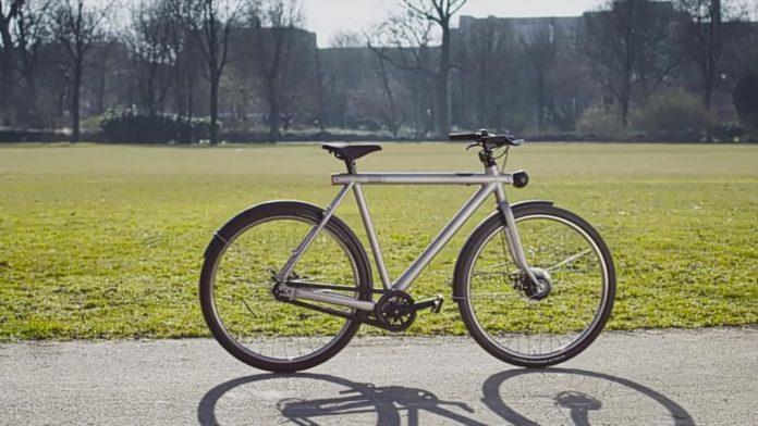 Google self-driving bicycles