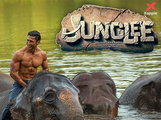 Junglee Full Movie Download 1080p BluRay 1.2GB TamilRockers YTS