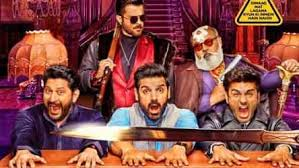 Pagalpanti Full Movie Download 1080p BluRay 1.2GB TamilRockers YTS