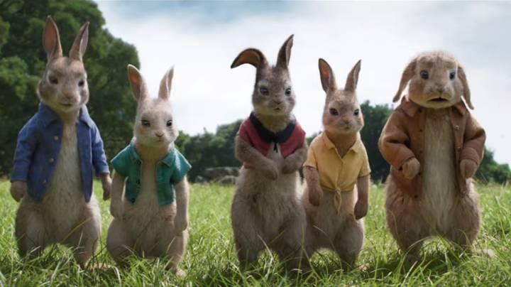 Peter Rabbit 2 Full Movie Download 1080p Hindi 1.2GB TamilRockers