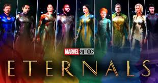 The Eternals Full Movie Download 1080p BluRay TamilRockers 1GB YTS