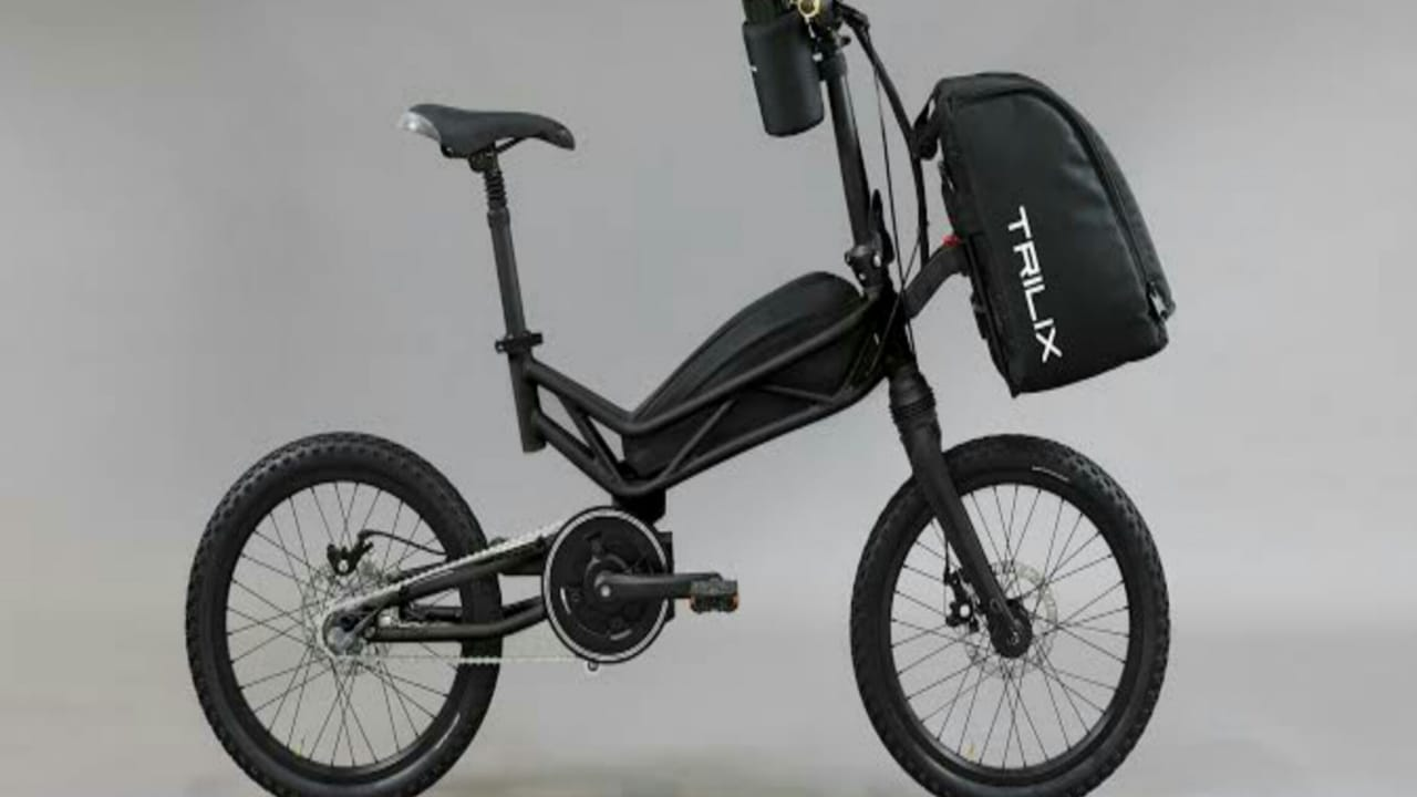 Trilix E-Bike