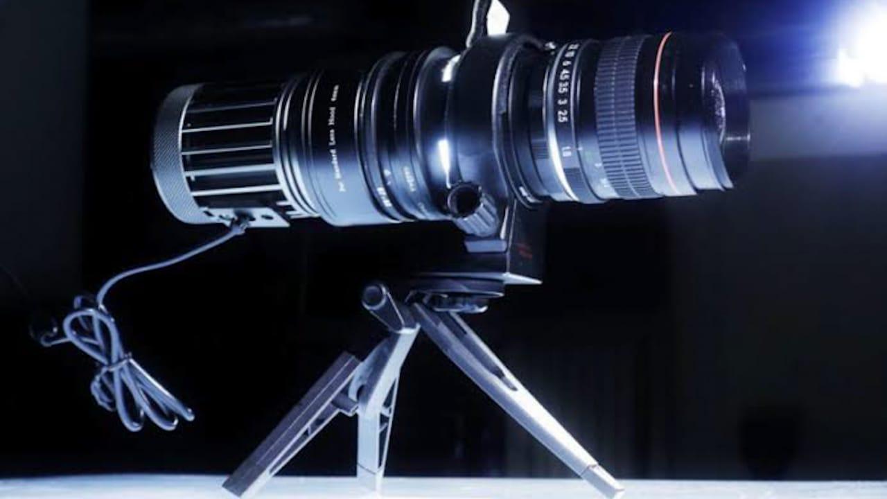 Visio Mobile Photo Projector