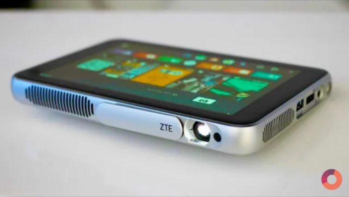 ZTE Pro Plus Projector