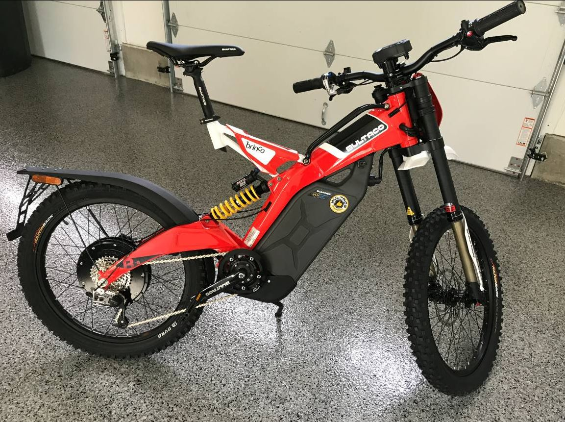 Bultaco Brinco Review