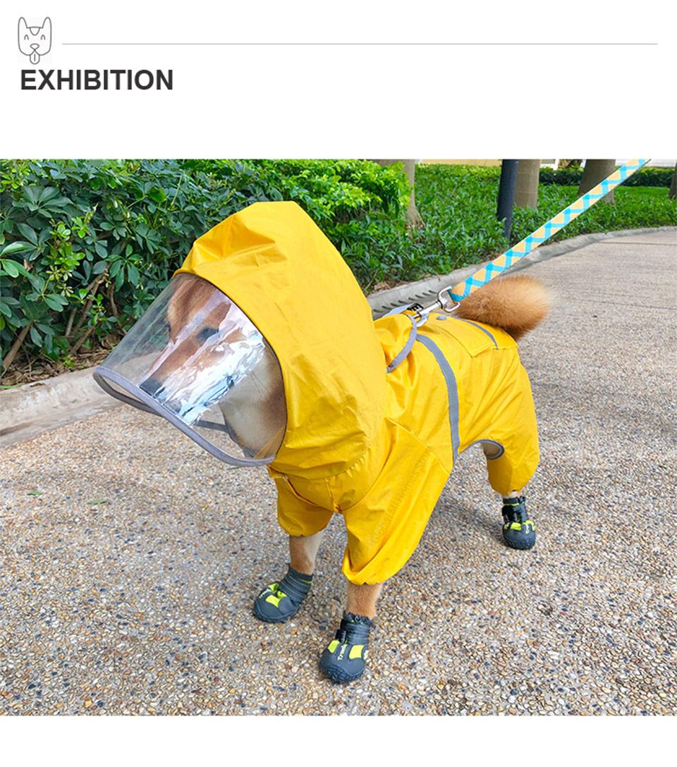 Xiaomi Dog SMART Rain Court
