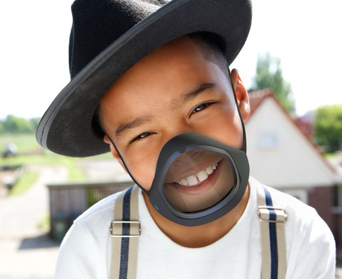CLIU SMART N99 Mask