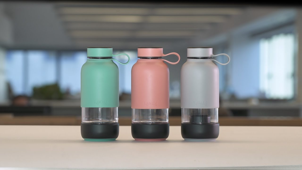 Lékué Filtered Bottle