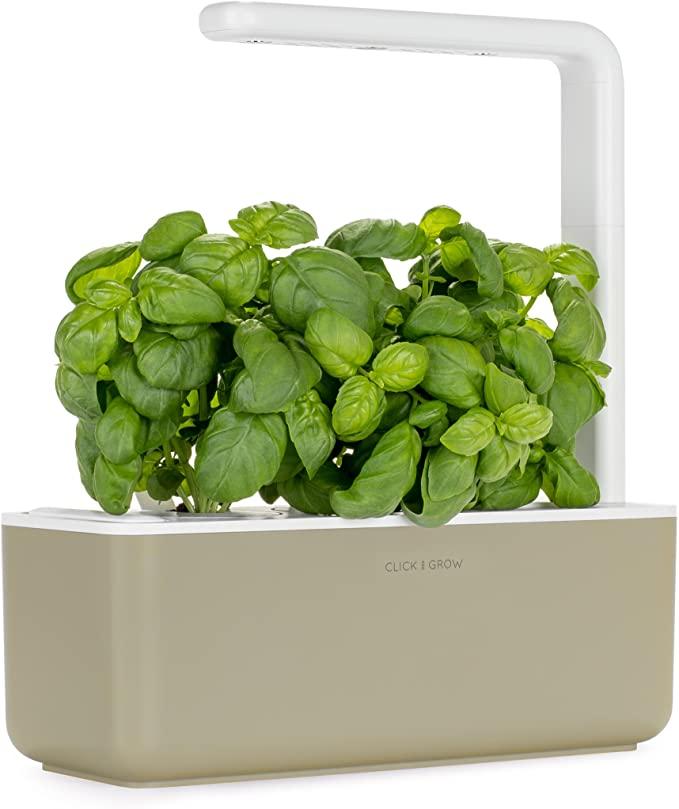 Click & Grow 3 Indoor Herb Garden