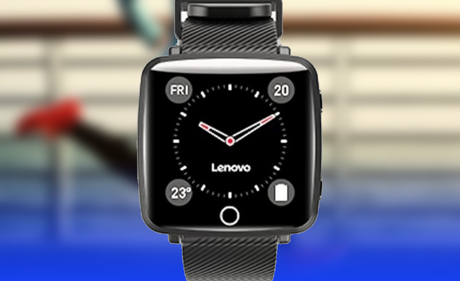 Lenovo Carme Smartwatch