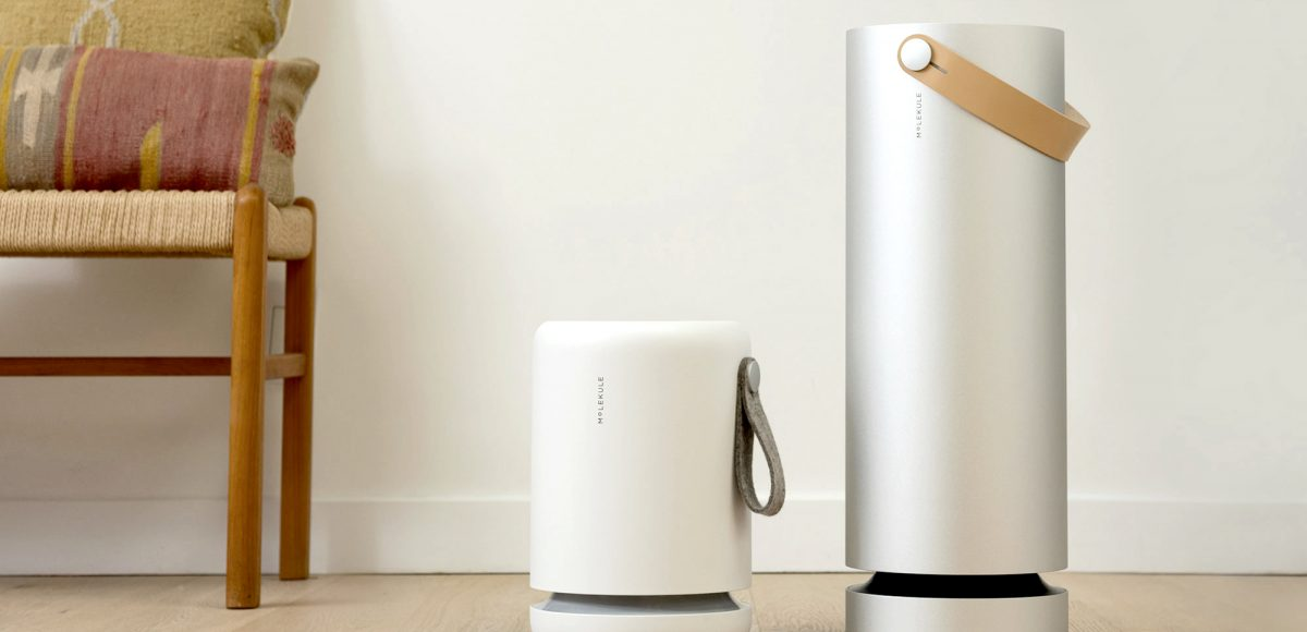 Molekule Air home air purifiers