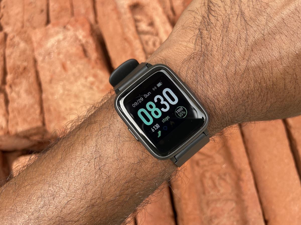 PLAYFIT SW75 Smartwatch