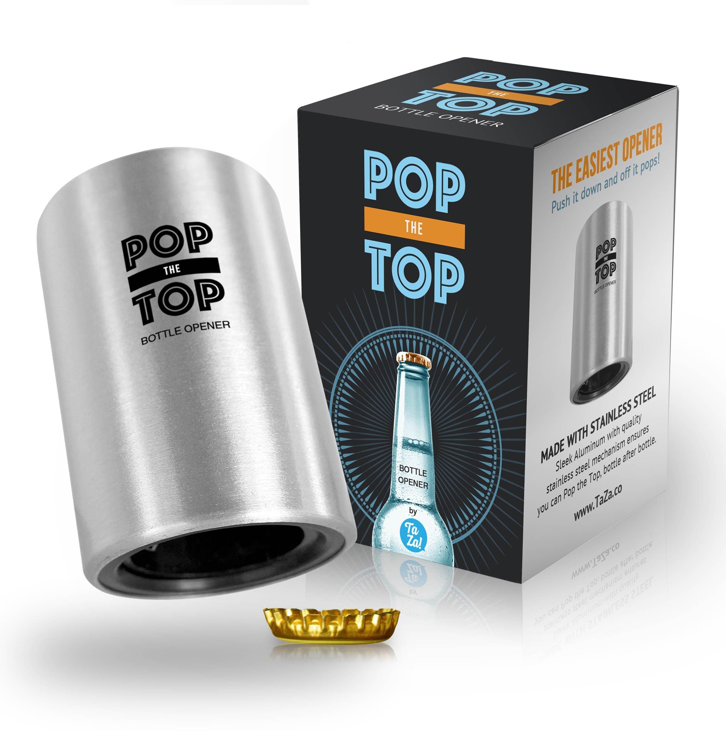 POP-TOP BEER BOTTLE OPENER