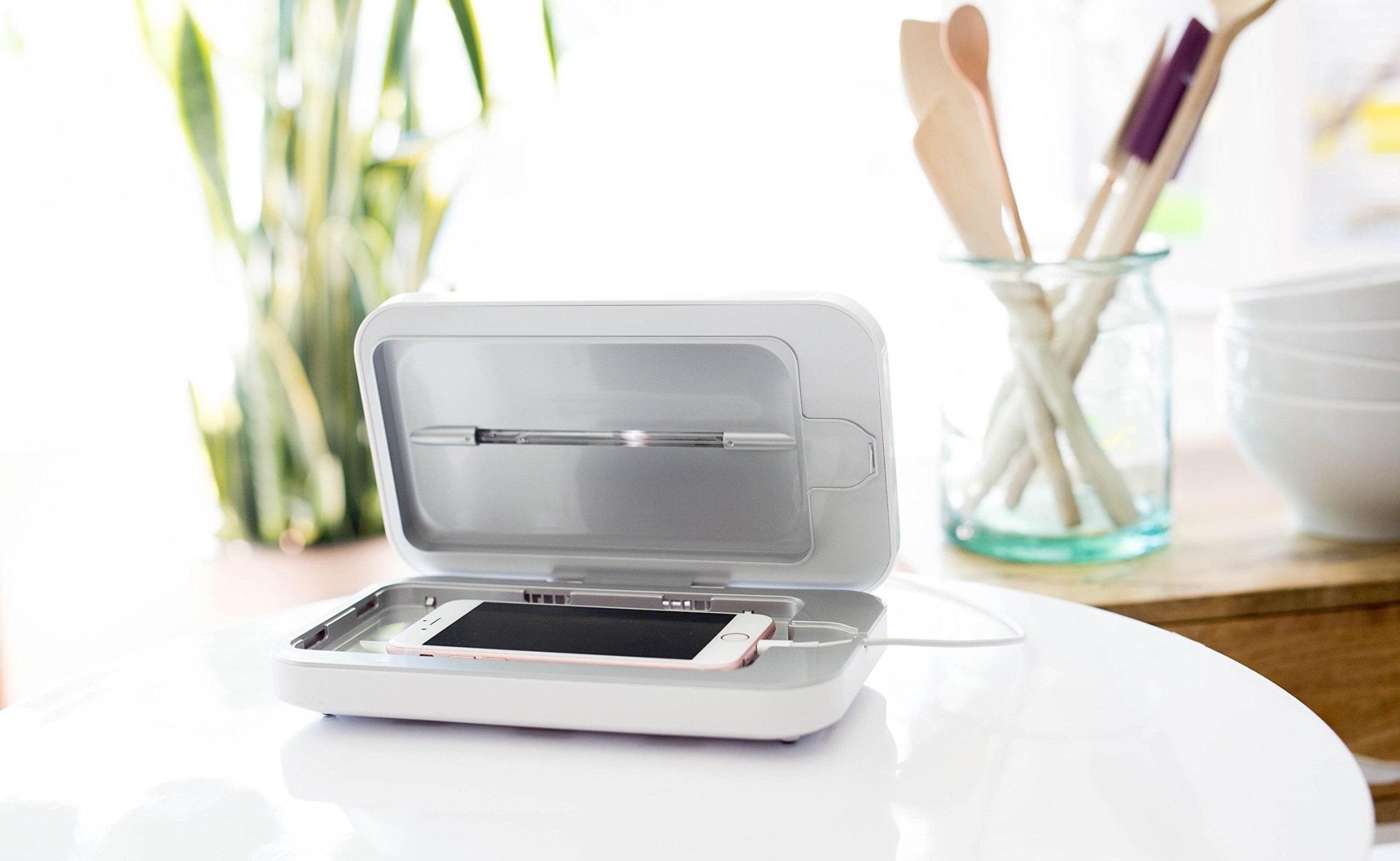 PhoneSoap 3 UV Phone Sanitizer