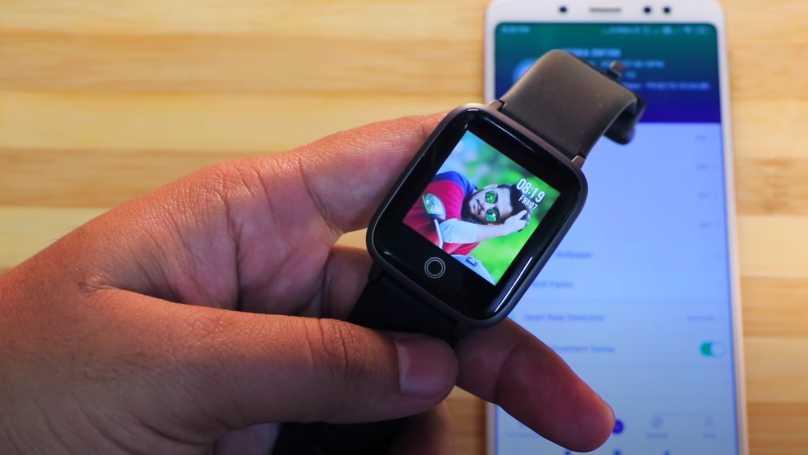 Syska SW100 Smartwatch