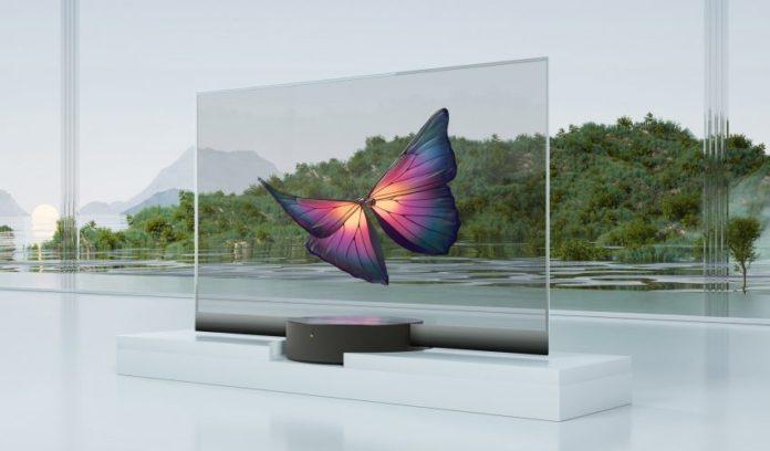 Mi TV Lux Transparent