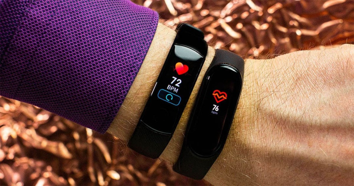 Xiaomi Mi Band 5 Smart Wristband