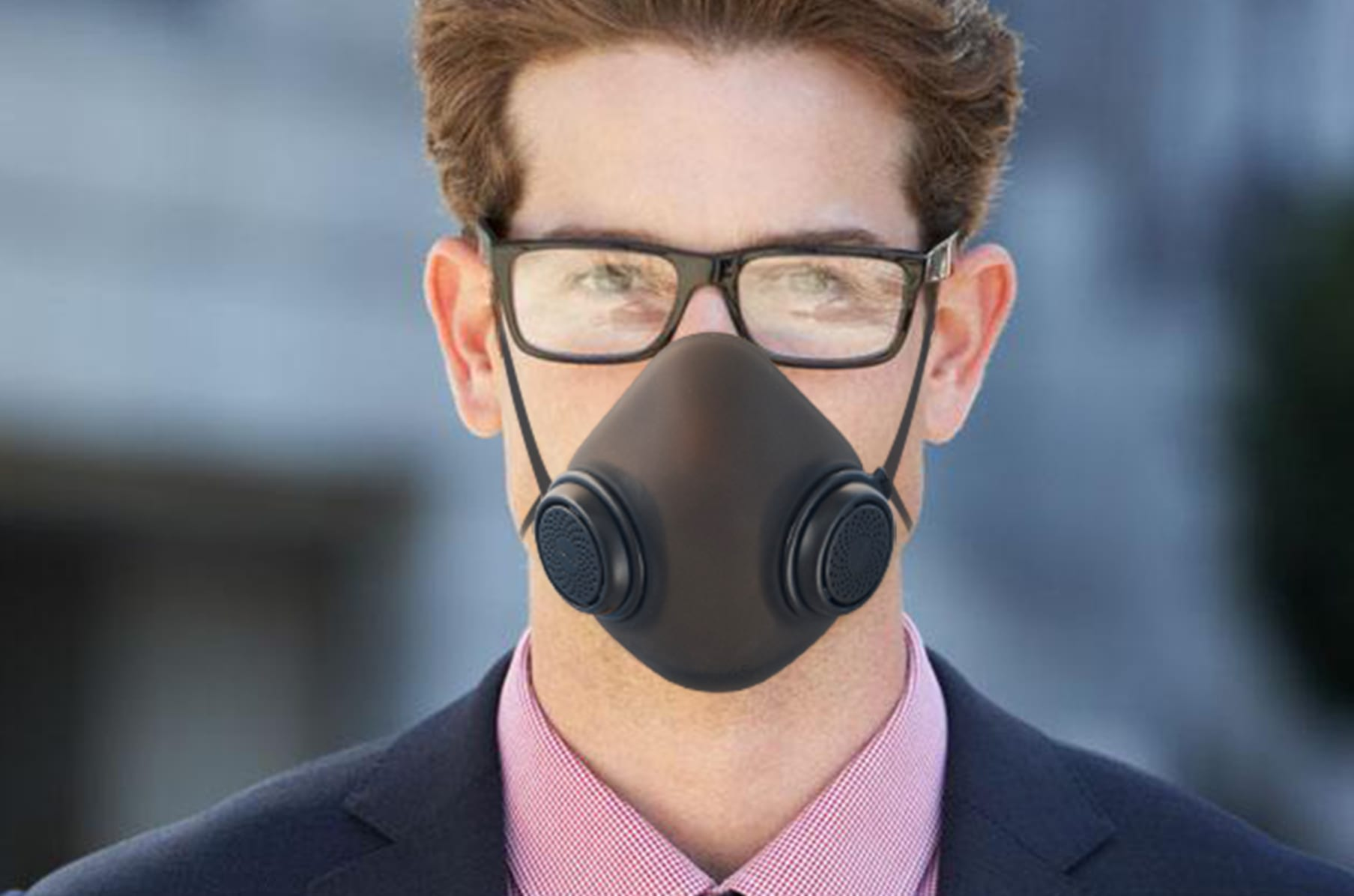 purME gas mask