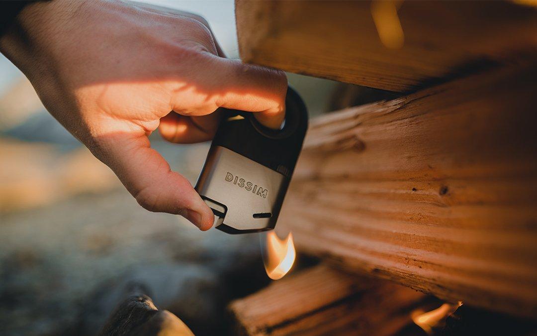 DISSIM Inverted SMART Lighter