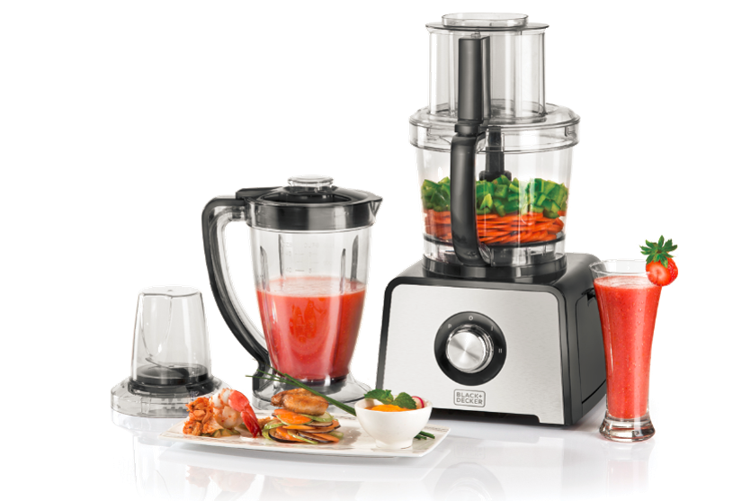 BLACK + DECKER FOOD PROCESSOR