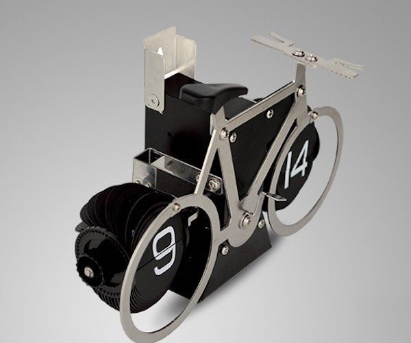Bike Flip SMART Clock