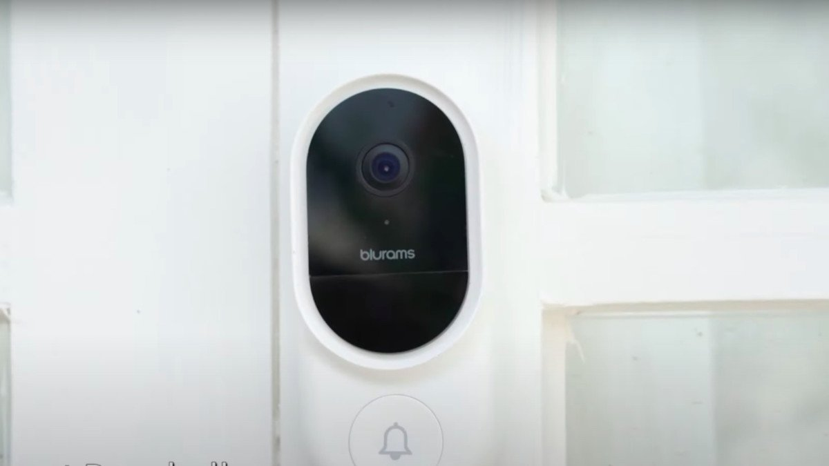 Blurams Doorbell home security camera