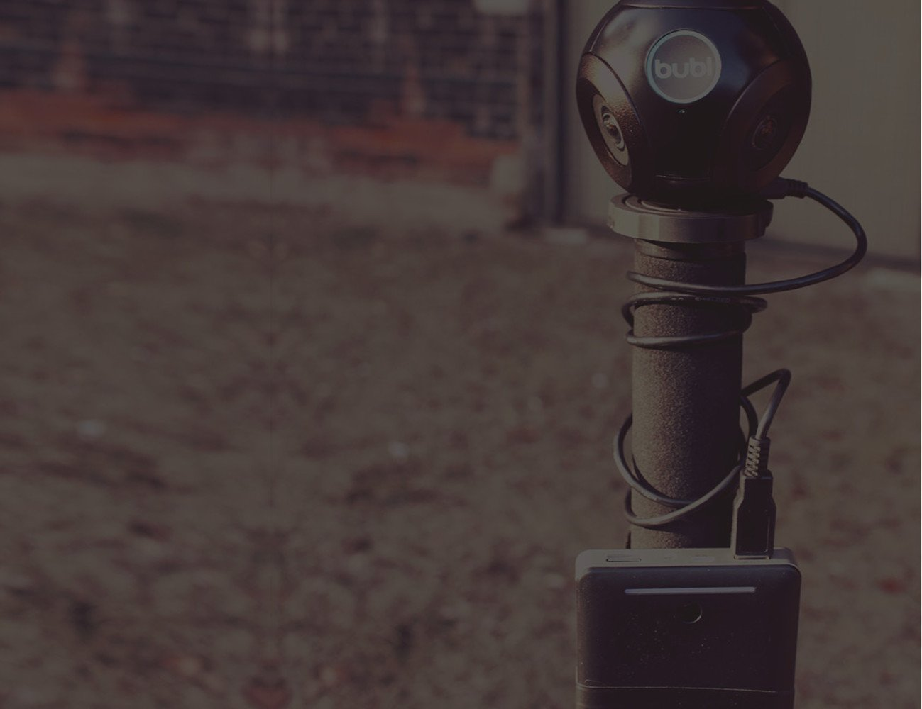 Bublcam Fully Spherical Camera
