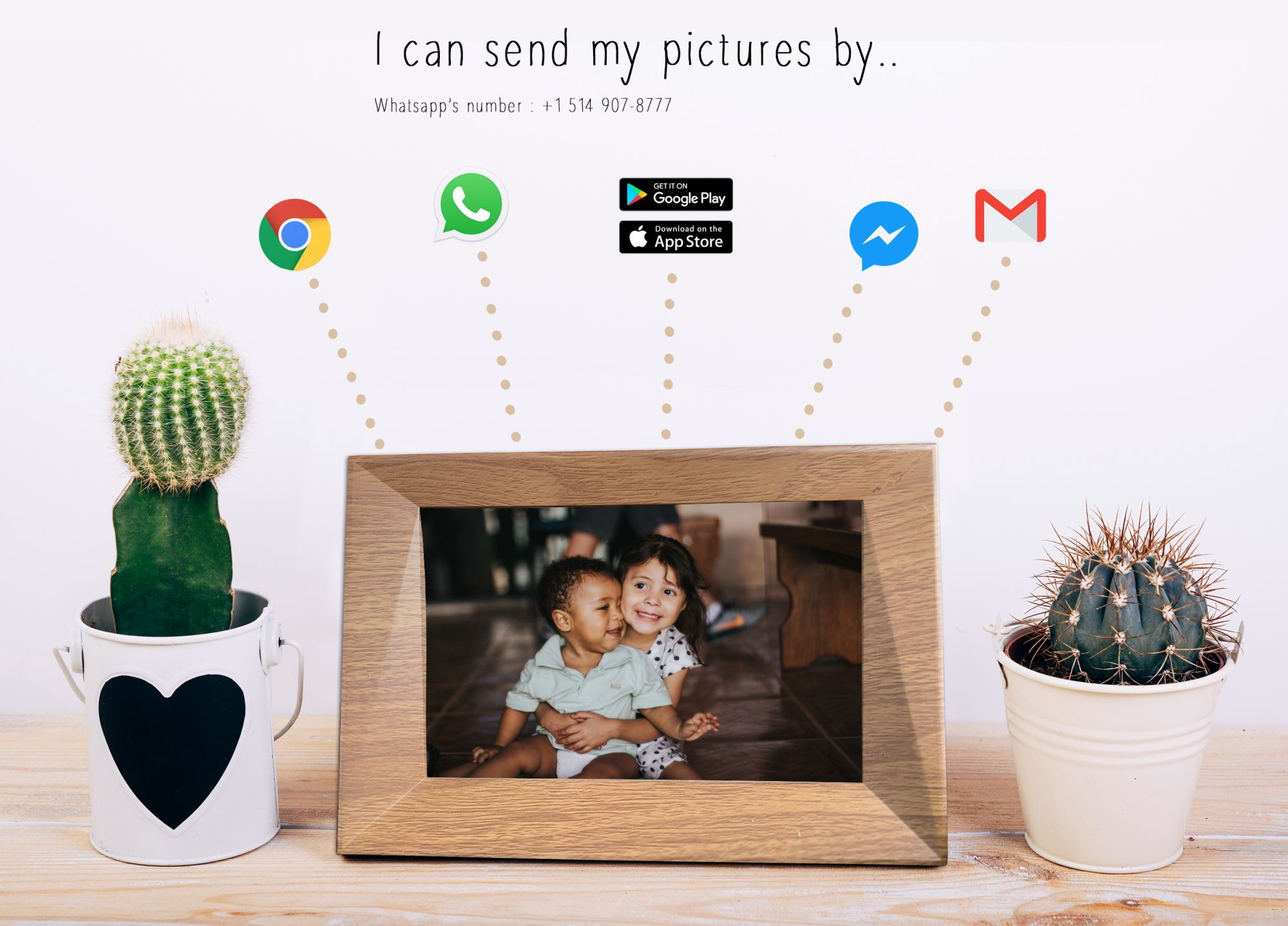 Familink 3G 4G Photo Frame