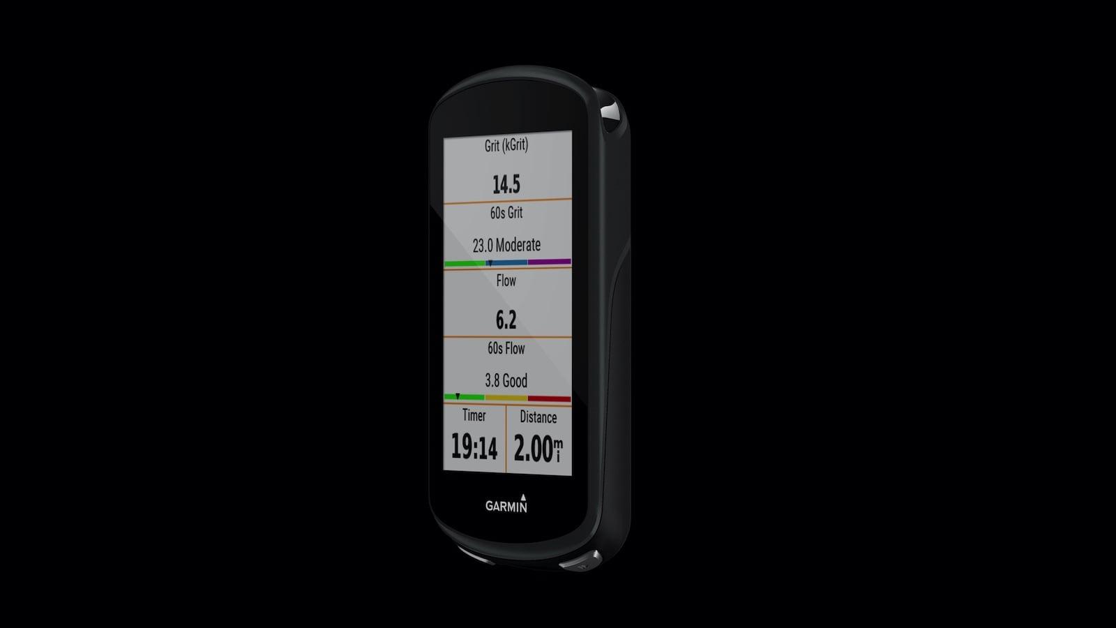 Garmin Edge 1030 Plus GPS bike computer