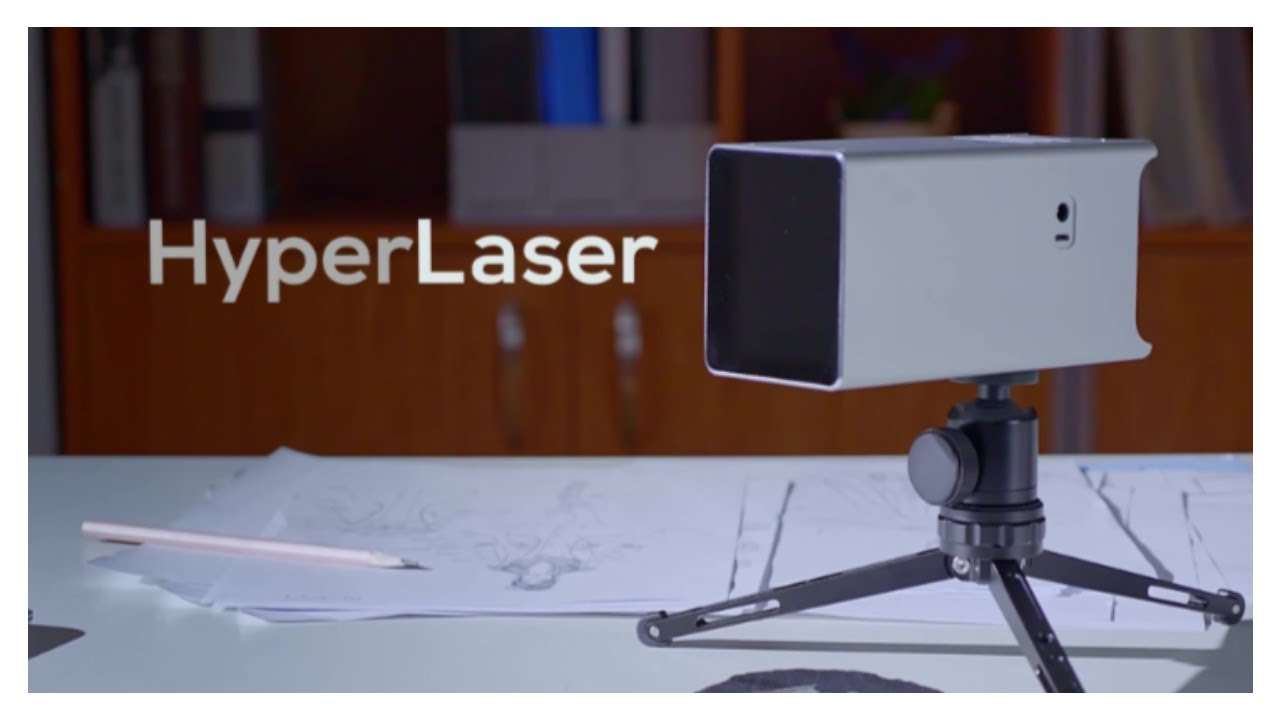 HyperLaser redefines the laser engraving