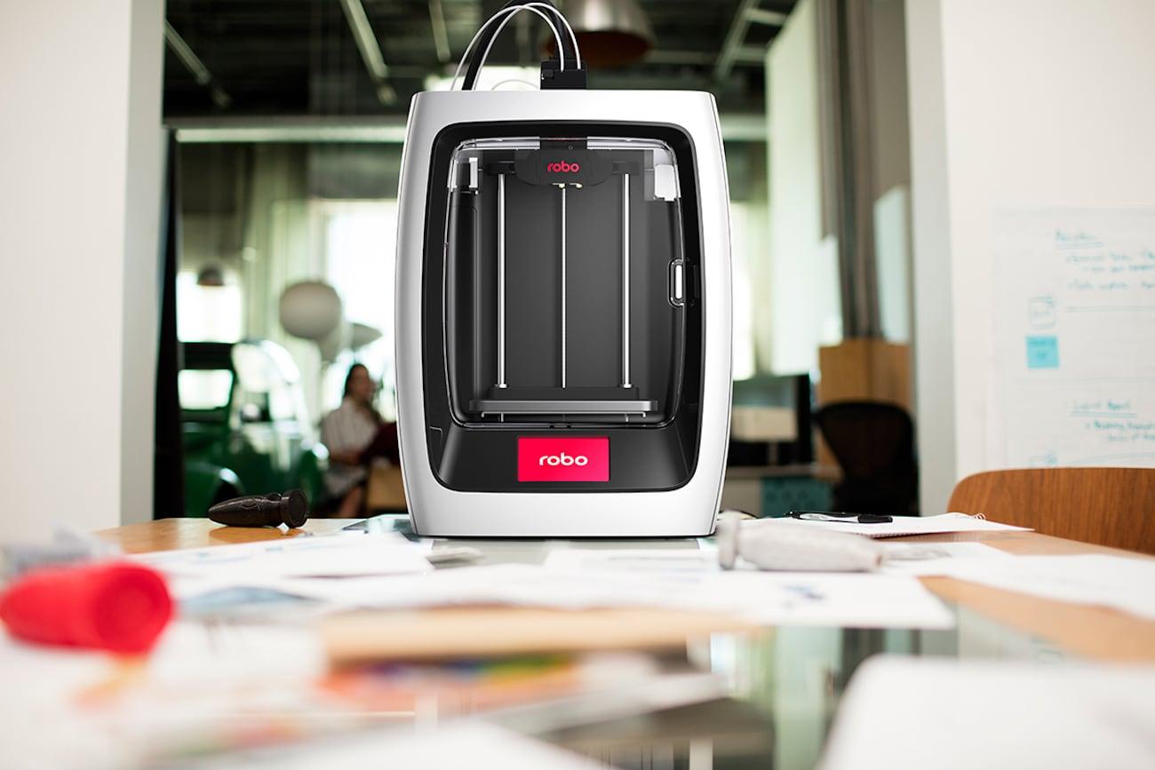 Robo R2 Smart 3D Printer