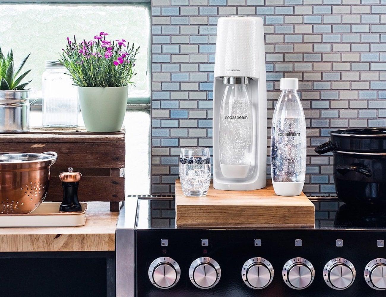 SodaStream Water Maker