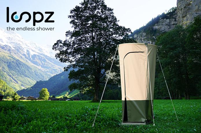 Loopz smart Shower