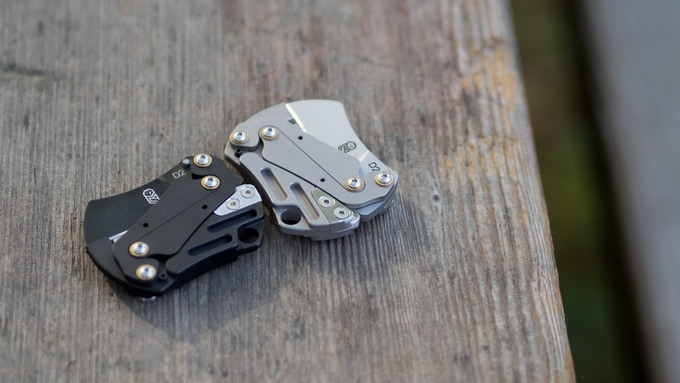 LYRA TITANIUM Nano EDC Knife