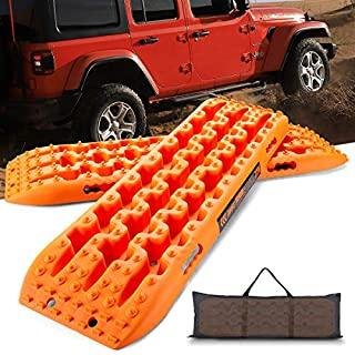 Maxtrax MKII Safety Orange Vehicle