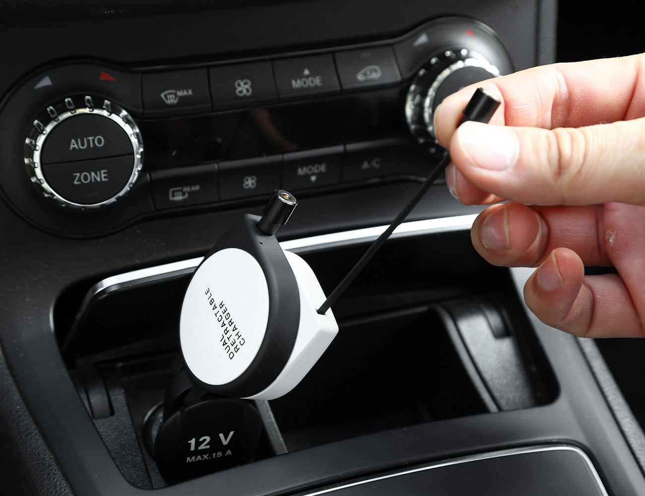Bency Sense Smartphone Car Charger