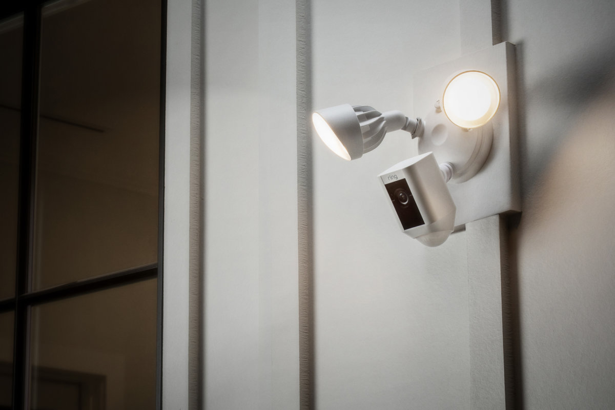 Ring's smart security camera