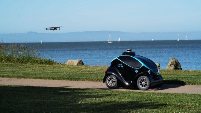 Autonomous robot security guard