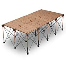 Bora Centipede 4x8 15Strut Work Stand Table