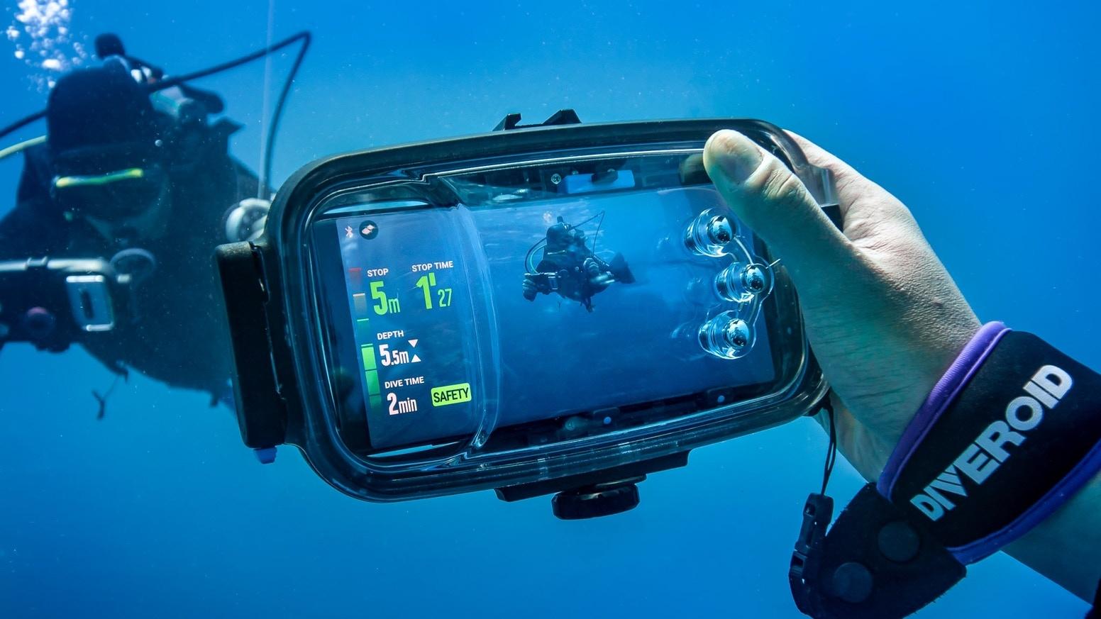 DIVEROID SMART Dive gear