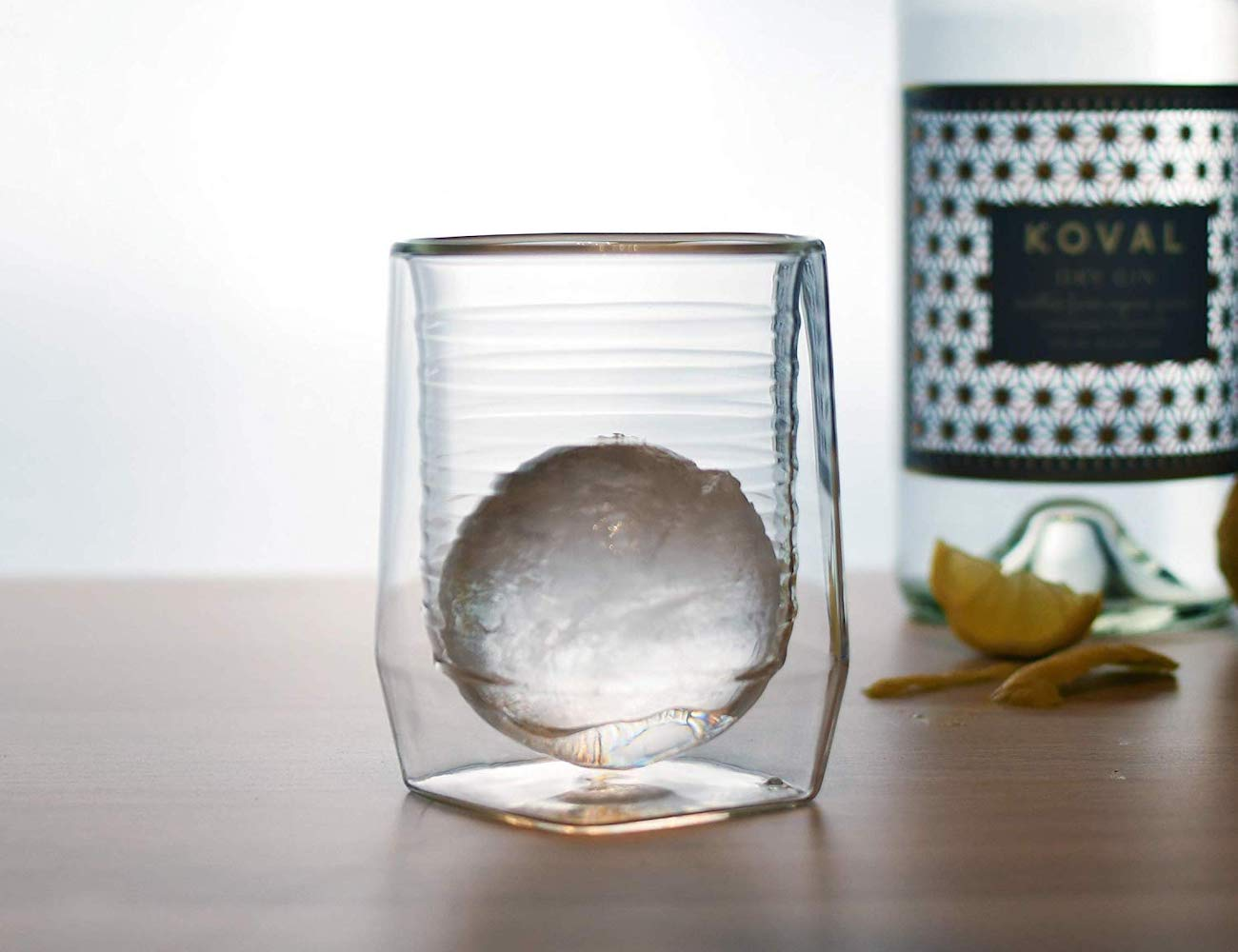 Aged and Ore Duo Whiskey Glass