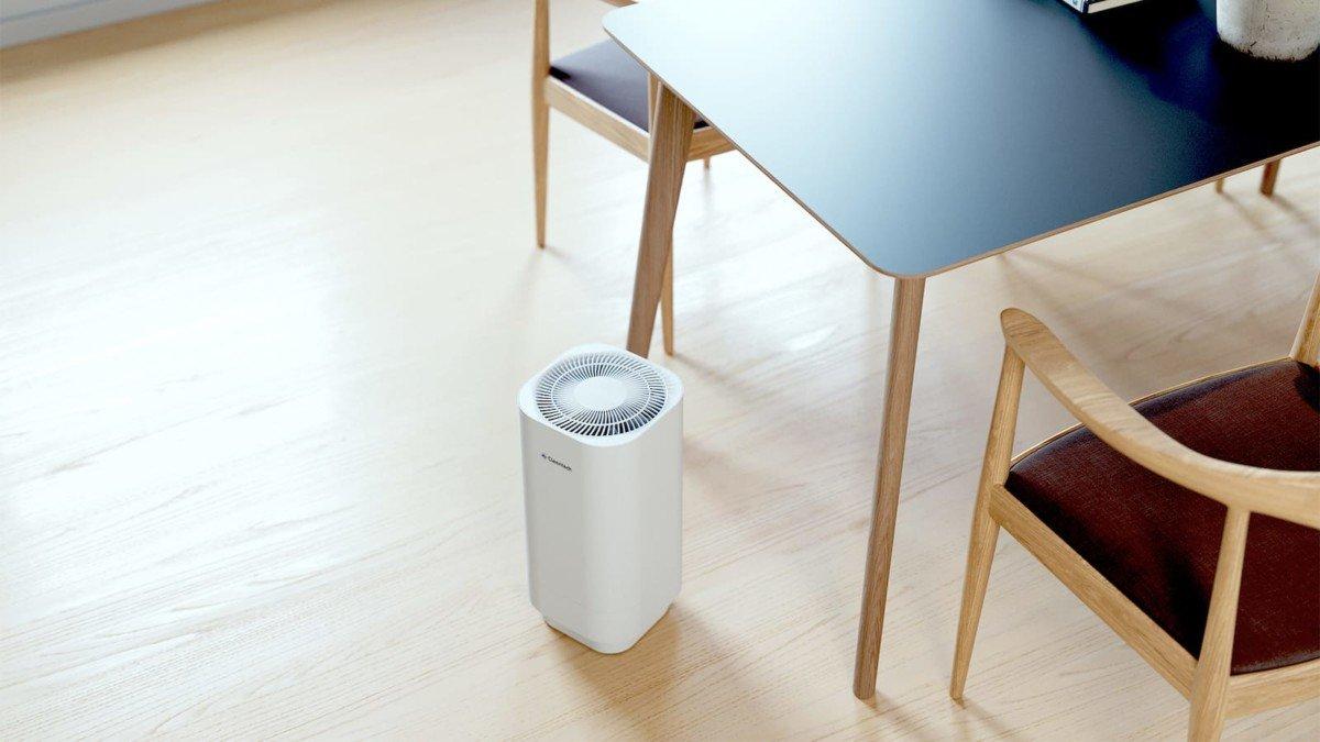 Clean Tech powerful UVC Air Purifier