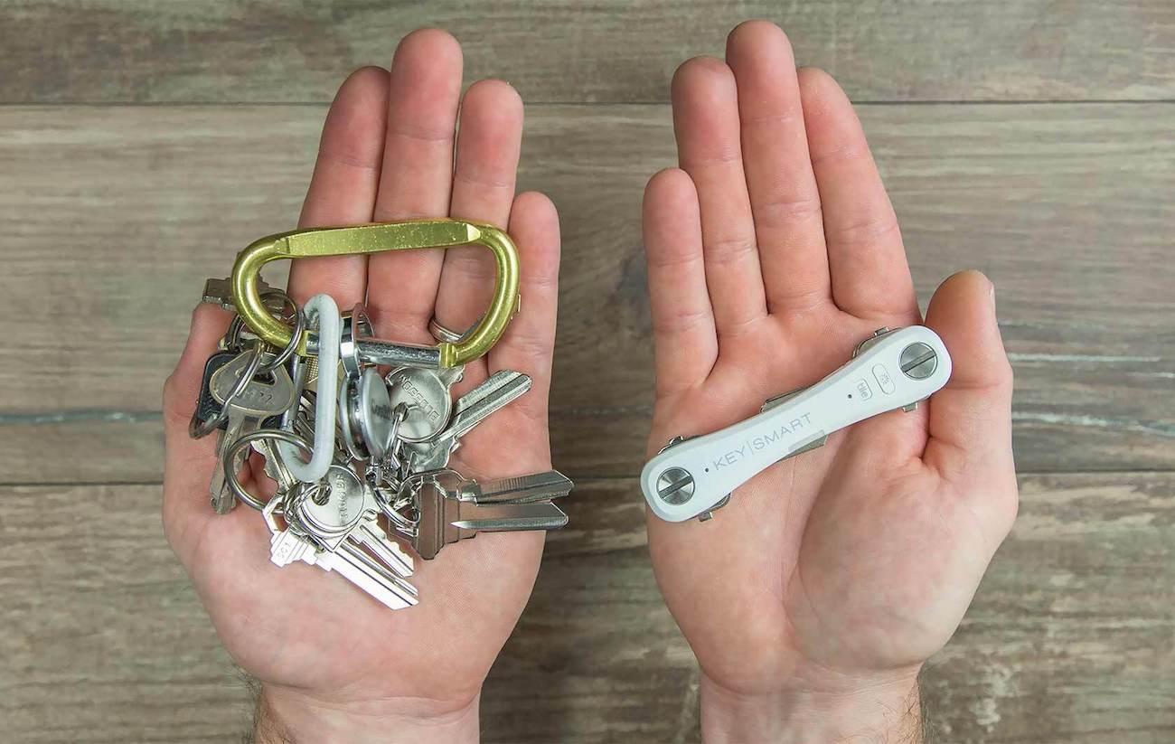 KeySmart Pro Tile Key Holder